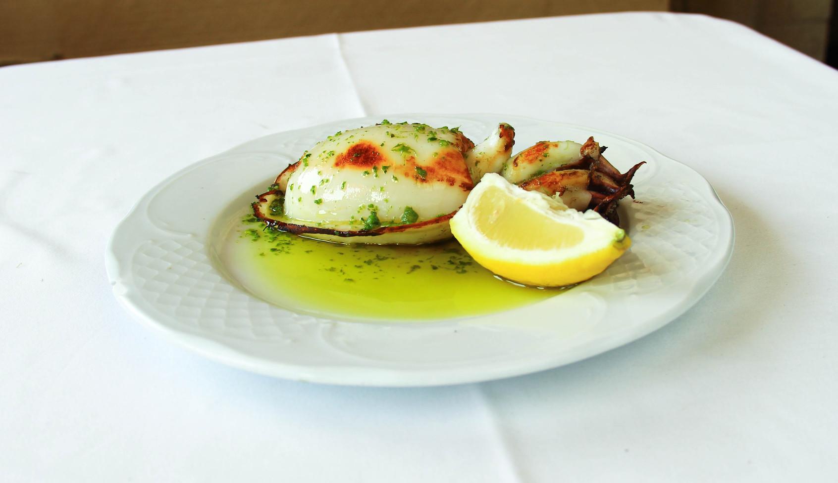 Entrantes restaurant mediterr neo - Restaurante mediterraneo pinedo ...