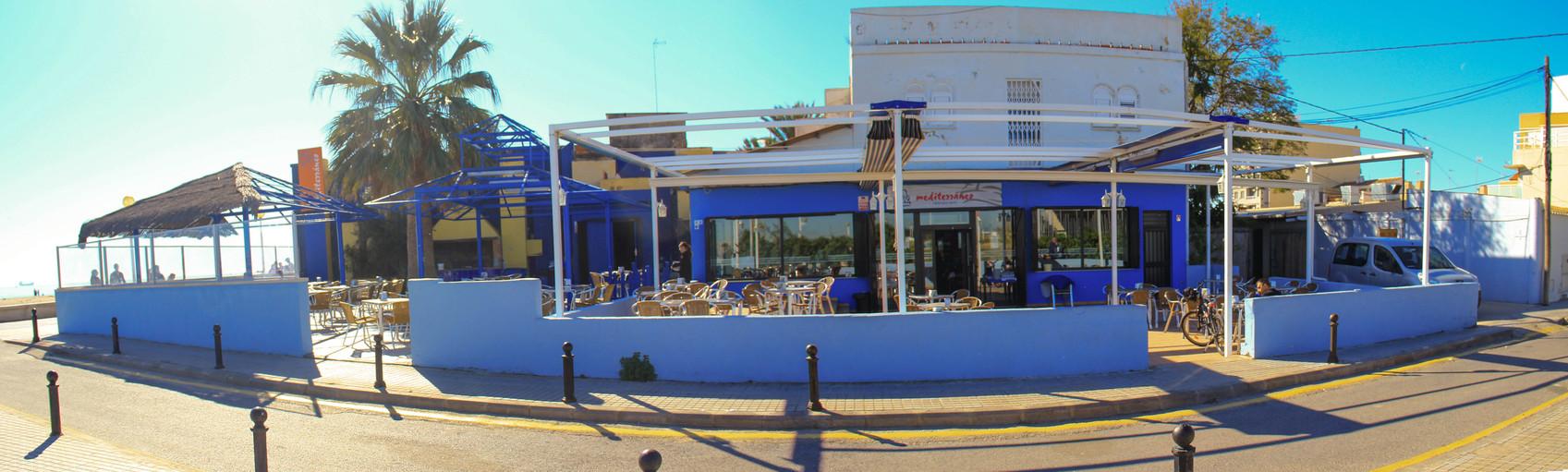 El local restaurant mediterr neo - Restaurante en pinedo ...