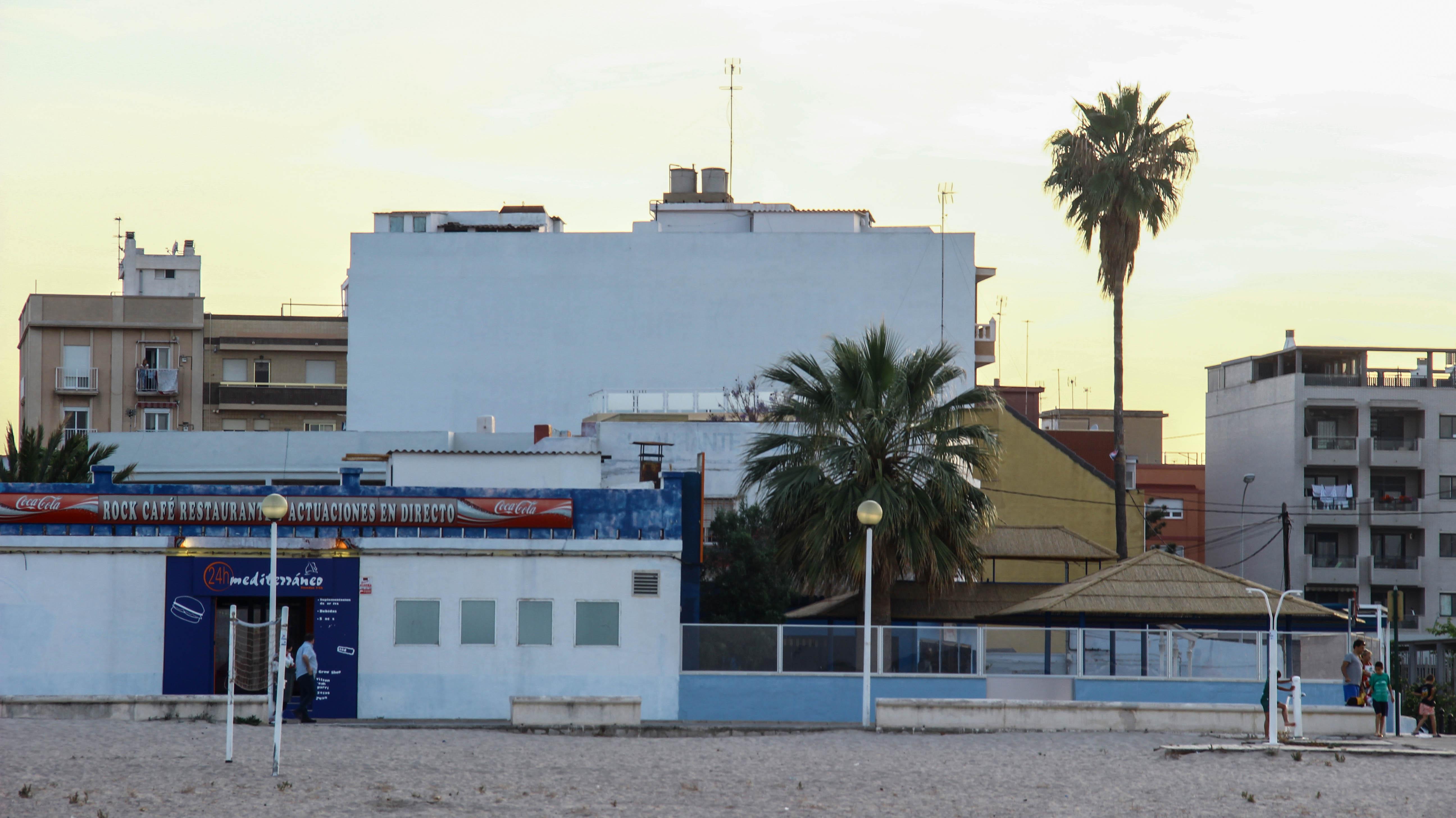 El entorno restaurant mediterr neo - Restaurante mediterraneo pinedo ...